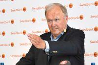 Göran Persson, ordförande i Swedbank.