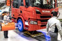 Scania fick 865 miljoner kronor i bidrag.