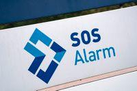 Bedragarna uppger att de ringer från SOS Alarm – och nu varnas allmänheten för att lämna ut sina ekonomiska uppgifter. Arkivbild.