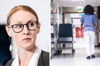 Emma Spak, chef för hälso- och sjukvårdsfrågor på SKR.