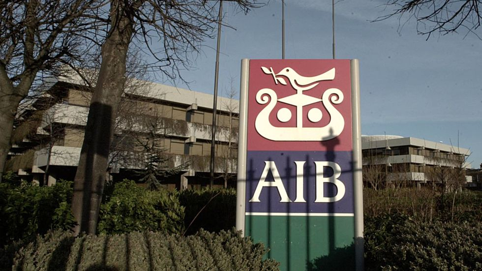 AIB:s aktie övertecknades mer än fyra gånger inför sin nya börsnotering. Arkivbild.