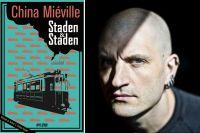 """Den brittiske författaren och akademikern China Miéville har mottagit flera prestigefulla utmärkelser för sina böcker som brukar beskrivas som """"weird fiction""""."""