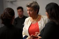 Regeringen, med arbetsmarknadsminister Ylva Johansson, sitter i förhandlingar med arbetsmarknadens parter om så kallade etableringsjobb.