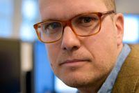 Joakim Bornold, sparekonom på Söderberg och Partners.