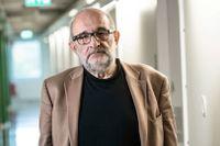 """Jerzy Sarnecki är mycket kritisk till rapporten om Brå, som han kallar för en """"pamflett""""."""