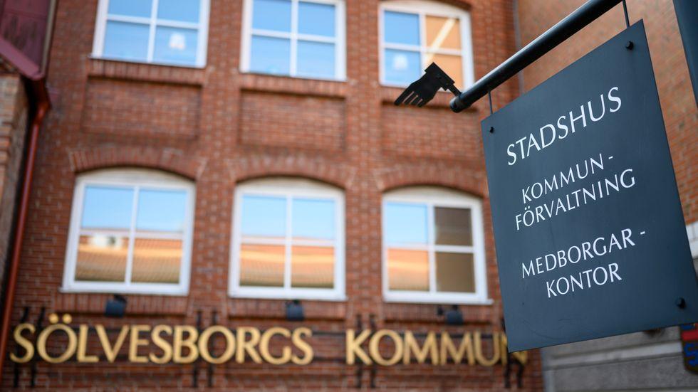 Slut med samtida konst i Sölvesborg? Arkivbild.