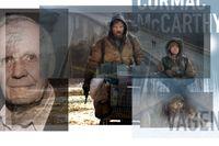 """Cormac McCarthy skrev """"Vägen"""" som blev film 2009, med Viggo Mortensen och Kodi Smit-McPhee i huvudrollerna."""