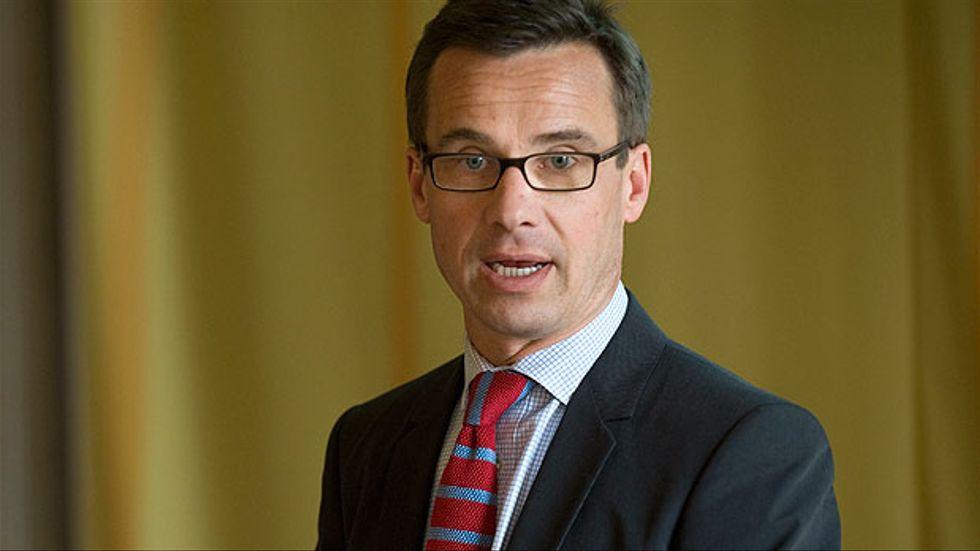 Moderaternas ekonomiskpolitiske talesman Ulf Kristersson.