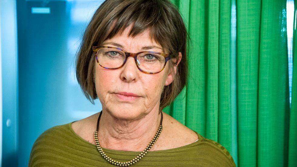 LSS-utredaren Gunilla Malmborg.