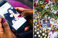 Påstådda mordbilder föreställande Einár har fått spridning i sociala medier. Arkivbild.
