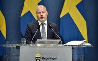 Justitie- och migrationsminister Morgan Johansson (S).