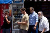 Ben & Jerry's kommer snart att sluta säljas i Jerusalem.