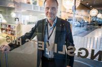 Björn Wellhagen, näringspolitisk chef vid bransch- och arbetsgivarorganisationen.