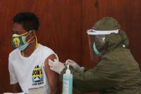 En våg av coronavirus i Indonesien slår hårt mot återhämtningen i Sydostasiens största ekonomi. Arkivbild