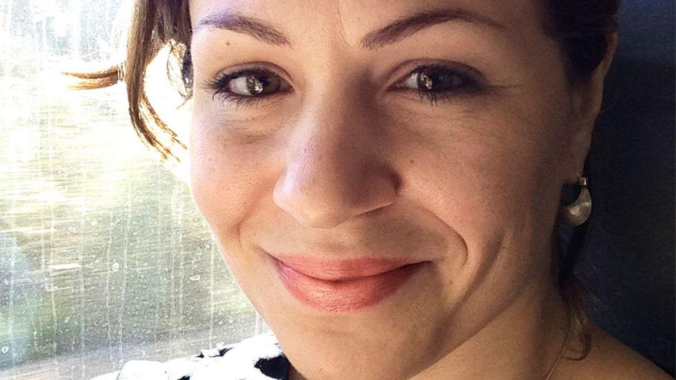 Daphne Arbouz, genusvetare och doktorand i pedagogik, är en av ursprungsmedlemmarna i Mellanförskapet.