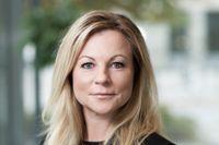 Fondförvaltaren Stephanie Göthman.