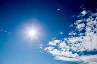 Under veckan ska solen och värmen komma tillbaka för några dagar. Arkivbild.