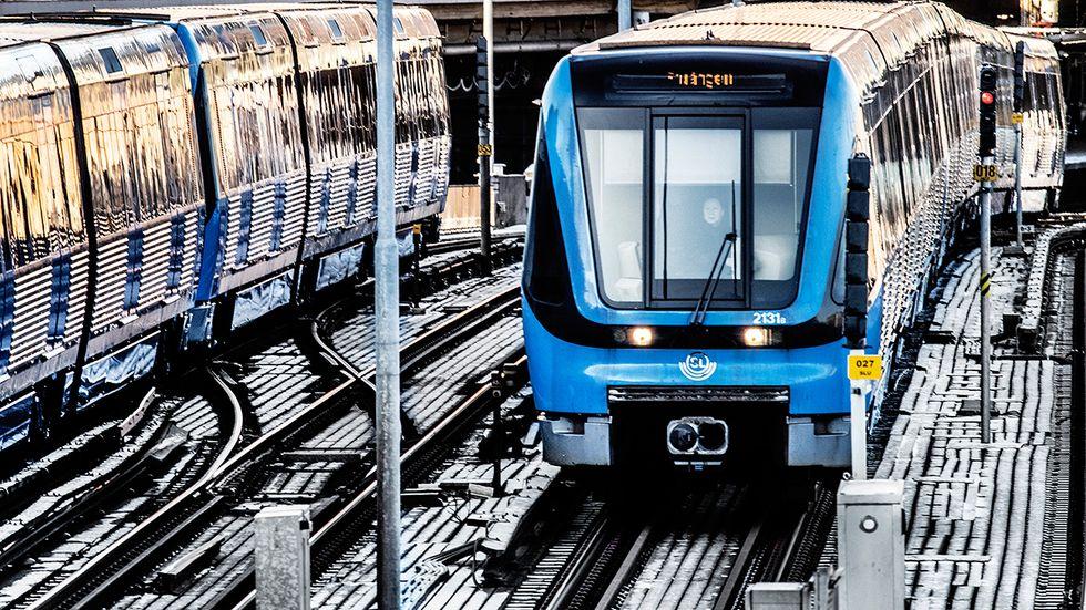 Det finns stora risker med att låta den kinesiska statens företag bygga tunnlar i Stockholm, varnar artikelförfattaren.