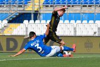 Dejan Kulusevski avgjorde mötet med Brescia med en assist och ett drömmål.