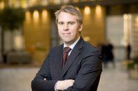 Nordeas chefsstrateg, Henrik Lundin.