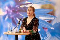 EU-parlamentariker Cecilia Wikström (L) petades nyligen som partiets första namn på EU-vallistan. Arkivbild.