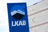 LKAB:s huvudkontor i Kiruna.