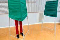 """Flera personer har nekats att rösta i kyrkovalet, eftersom de gått till en """"vallokal"""" i stället för en """"röstningslokal"""". Arkivbild."""