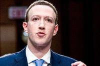 Mark Zuckerberg, grundare Facebook.