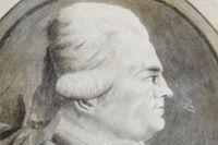 Ett av de få porträtten av August Nordenskiöld.