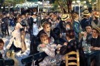 Renoirs Bal Au Moulin de la Galette köptes av Ryoei Saito för det skyhöga priset 78,1 miljoner dollar – för Saitos företags pengar. Ett år senare gick bolaget i konkurs.