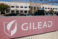 Läkemedelsbolaget Gilead lyfte börserna i New York med att avisera lovande resultatet med tester av coronamedicin. Arkivbild.