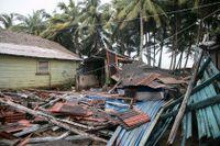 Dominikanska republiken och Haiti drabbades hårt av orkanen Irmas framfart. Under 2016 var Haiti det land som drabbades värst av extremt väder, enligt ett globalt index. Arkivbild.