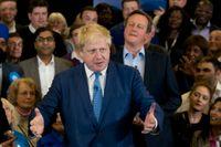 Boris Johnsons jämförelse mellan EU och Hitlertyskland fick brexit-debattens svallvågor att nå nya höjder.