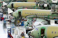 Ett Falcon 7X-plan ingår i Bromma Business Jets flotta, där Sandvik, SCA och Industrivärden är aktieägare.