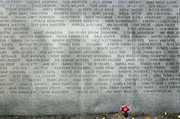 Minnesmärket över de döda i Estoniakatastrofen