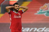 Liverpools Mohamed Salah firar avgörandet.