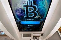 Nytt rekord för bitcoin. Arkivbild.