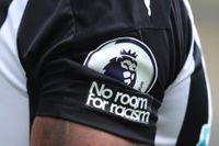 Det blir tyst från de engelska fotbollsklubbarna på sociala medier nästa helg. Arkivbild.