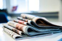 Två tidningar kritiseras för flera artiklar om tidigare talmannen Urban Ahlin. Arkivbild.