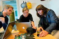 Miljöpartiets Åsa Romson frågas ut av SvD:s Jenny Stiernstedt och Tobias Brandel.