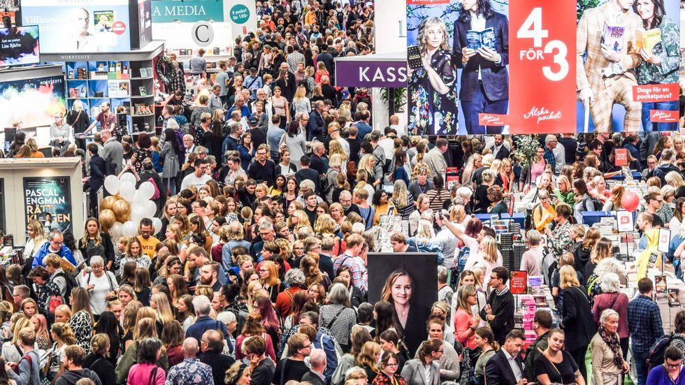 Det blir inget fullpackat mässgolv under Bokmässan i år – men ett begränsat antal kommer kunna vara på plats i Göteborg under Bokmässan.