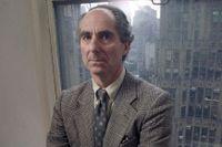 Philip Roth på ett fotografi från 1993.