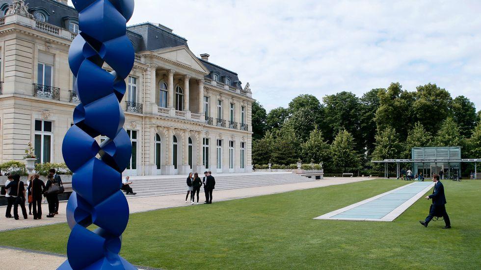 Från OECD:s högkvarter i Paris kommer nyheten om ett nytt globalt avtal för bolagsskatter. Arkivbild.