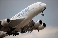 Världshandelsorganisationen har dömt i en utdragen tvist mellan EU och USA om subventioner till flygplanstillverkare. Arkivbild.