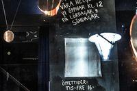 Restaurang Portal Bar på S:t Eriksplan. Illustrationsbild.