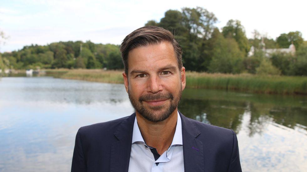 Ola Hansén, senior rådgivare hållbar energi och klimat inom WWF.