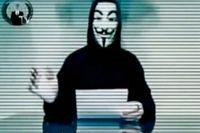 Svenska myndigheter ska se över sitt skydd mot IT-attacker. Svenska myndigheter hotades för några år sedan – efter en razzia mot en operatör med kopplingar till Pirate Bay – av nätverket Anonymous i ett videoklipp. Arkivbild.
