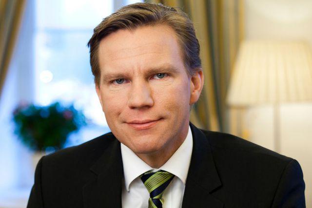 Jens Magnusson, SEB:s privatekonom.