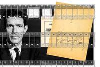 John Cage, 1958.