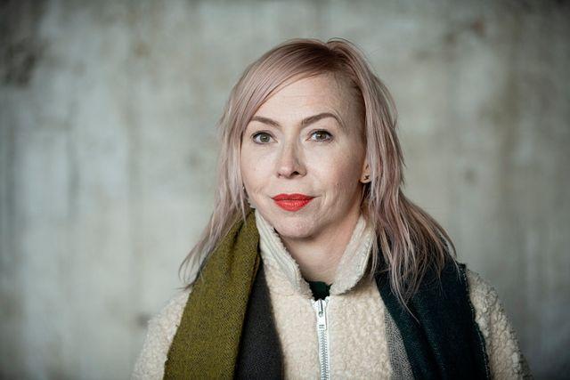 Jenny Jägerfeld är psykolog och författare för både vuxna och barn.